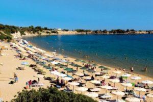 Pefkos Main Beach